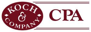 Koch.cpa.logo